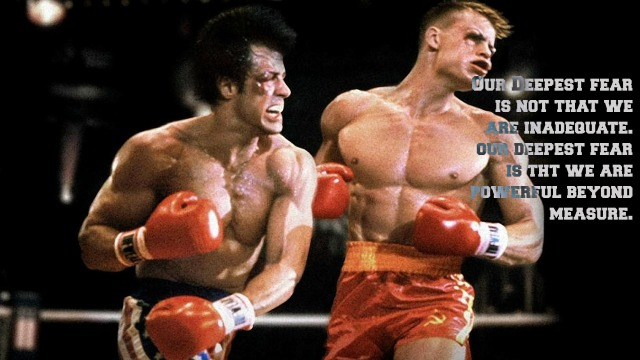 rocky and drago