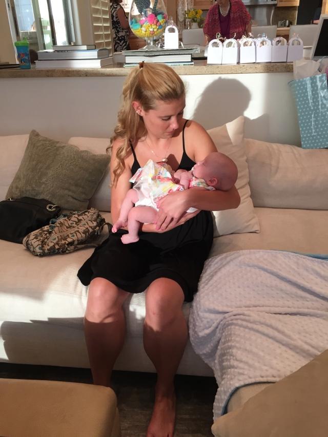 Maddie gets babies.